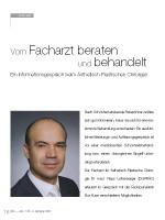 Pressebericht Dr. med. Klaus Luttenberger